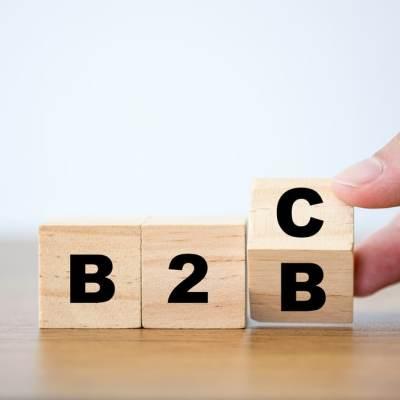 Diferencias entre el mensaje b2b y b2c